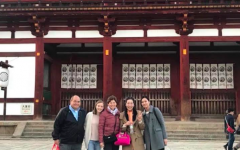 Q&A With Caitlyn Helms on Her Trip to Japan