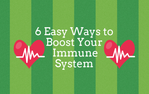 6 Ways To Keep Up Your Immune System