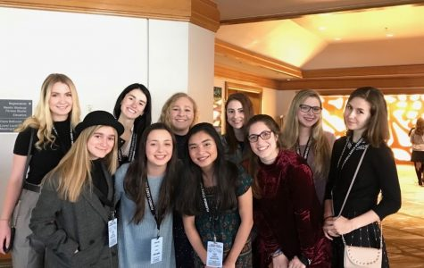 Academy Thespians Compete at States