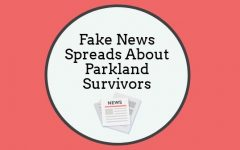 Fake News Spreads About Parkland Survivors