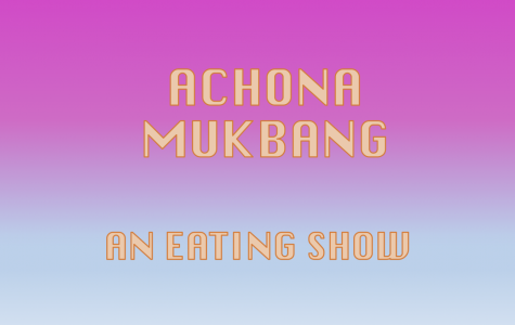 Achona Mukbang: An Eating Video About Prom