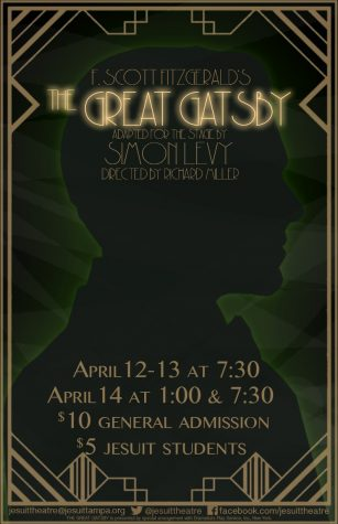 "AHN girls join Jesuit Theatre in Presenting ""The Great Gatsby"""