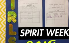 Spirit Week Sparks Excitement