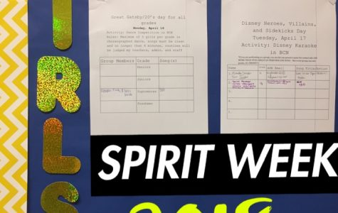 Spirit Week Sparks Excitement