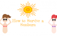 How to Survive a Severe Sunburn