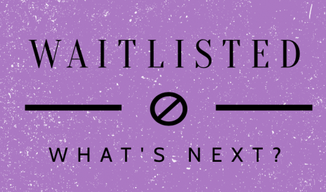 I Was Waitlisted: What's the Next Step?