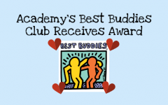 Academy's Best Buddies Club Receives Award