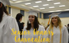 Class of 2018 Honors Convocation
