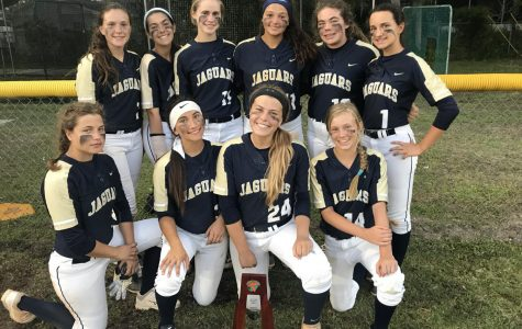 Academy Softball Advanced to Regionals