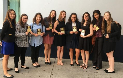 Speech and Debate Team Travels to Washington D.C. for Nationals