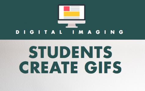 Digital Imaging Class Creates GIFs
