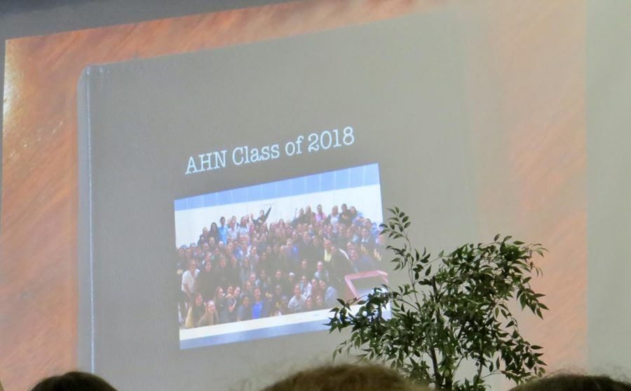 The+Senior+Farewell+was+an+emotional+event+for+the+Seniors%2C+especially+when+they+saw+videos+from+their+underclassmen+friends.+Photo+Credit%3A+Callie+Mellon%2F+Achona+Online