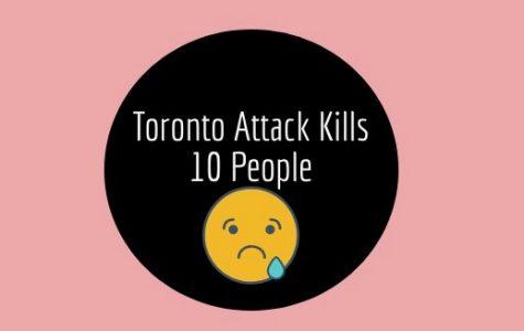 Toronto Attack Kills 10 People