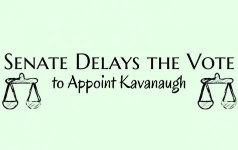 Senate Delays the Vote to Appoint Kavanaugh