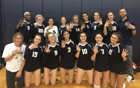 Varsity Volleyball Team Finishes Fourth at Berkeley Premier