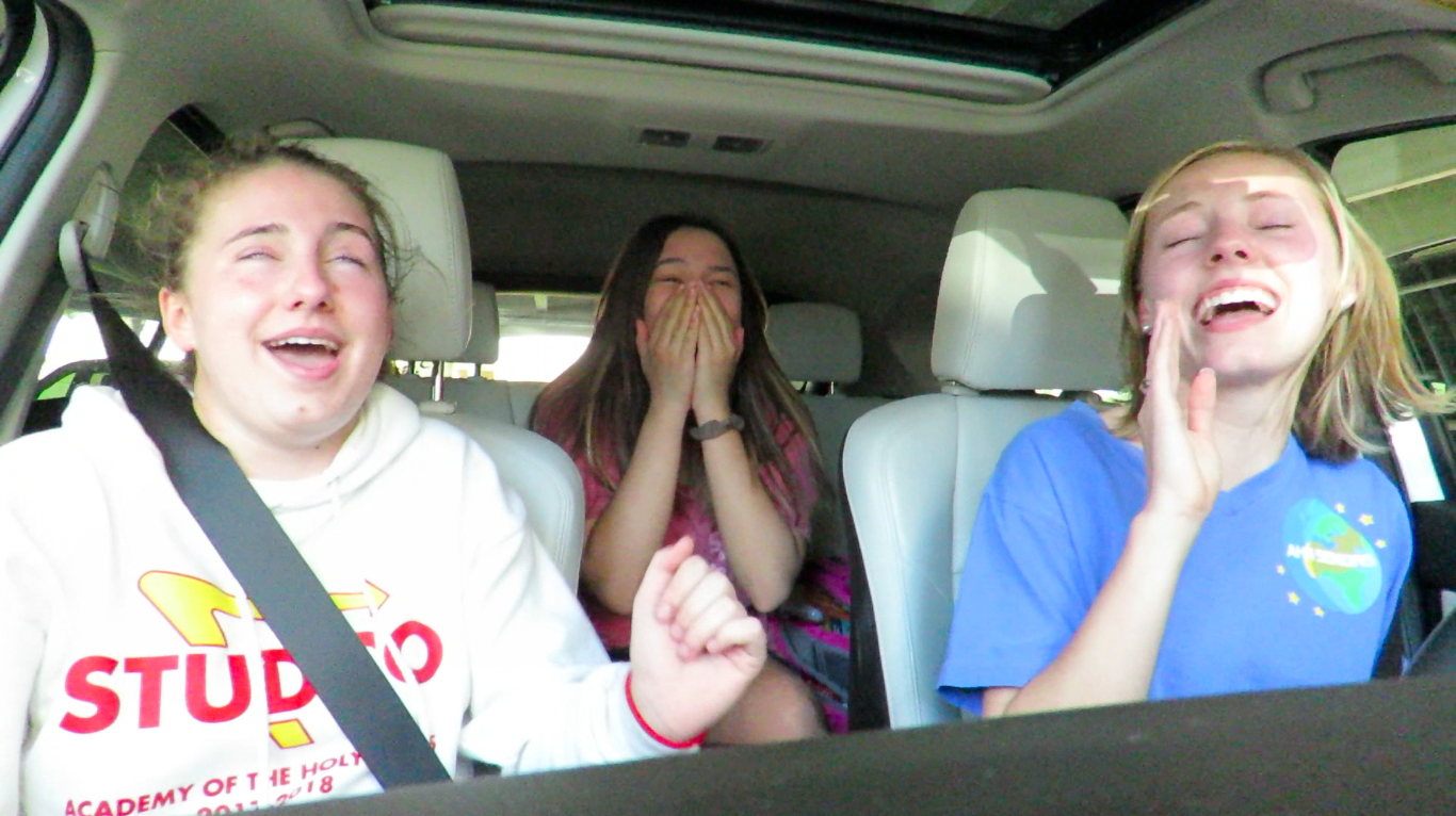 James Corden's Carpool Karaoke series has over 182 million views on YouTube.