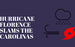 Hurricane Florence Slams the Carolinas