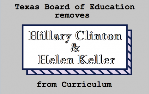 Texas Board of Education Votes to Remove Hillary Clinton and Helen Keller from Curriculum