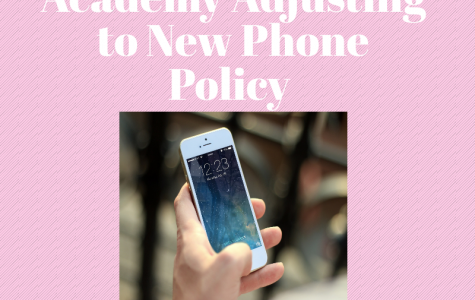 Academy Adjusting to New Phone Policy