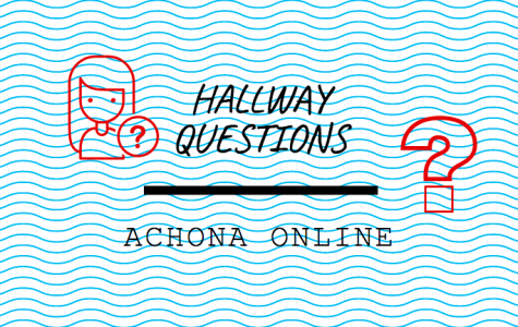 Hallway Questions (VIDEO)