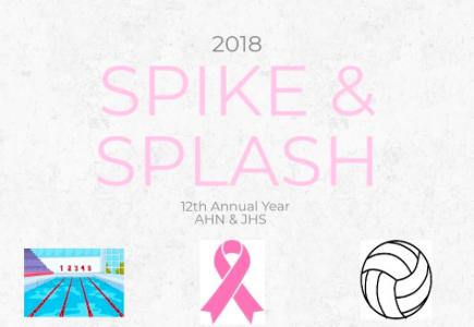 Academy Celebrates 12th Annual Spike and Splash