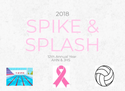 Academy Celebrates 12th Annual Spike and Splash