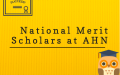 Two Academy Seniors Recognized as National Merit Scholars