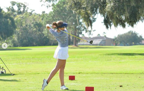 AHN Junior Georgia Ruffolo Commits to Play D1 Golf at Wake Forest