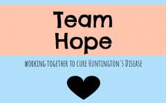 Juniors Create Team Hope: Working to Cure Huntington's Disease