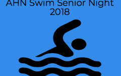 Swim Team Honors Senior Swimmers