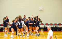 Varsity Volleyball Team Finish Season in Regional Quarterfinals