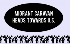 Migrant Caravan Heads Towards the United States