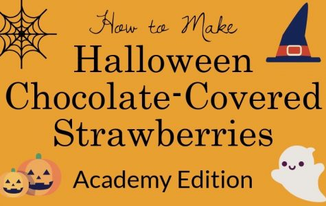How to Make Spooky Strawberries (VIDEO)
