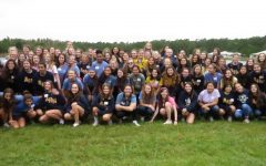 Class of 2022 Gathers for Freshman Retreat