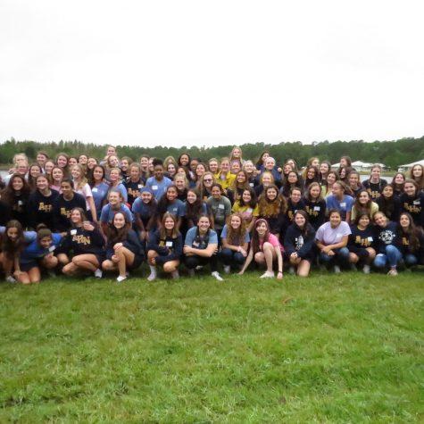 Class of 2022 Gathers for Freshman Retreat