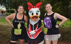 Math Teachers Run in the Disney Races