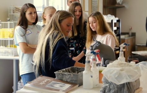 Academy Holds Open House for Prospective Students and Families