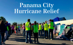 Academy Students Travel to Panama City to Help Hurricane Victims