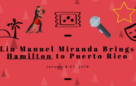 """Lin Manuel Miranda Brings """"Hamilton"""" to Puerto Rico"""