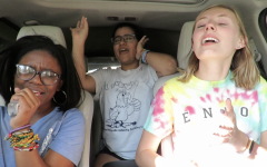 Parking Lot Karaoke with Maria Almendares and Chanita Belcher (VIDEO)