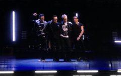U2 Performs at 3Arena in Dublin