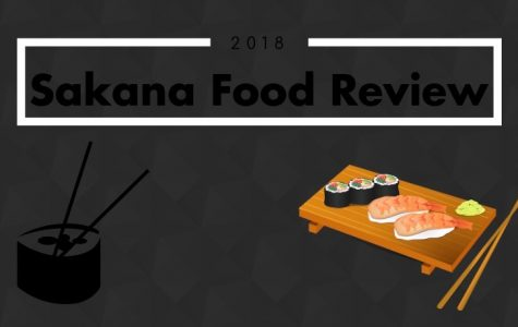 Sakana Sushi Food Review
