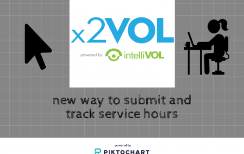 x2VOL changes the way AHN girls submit service hours