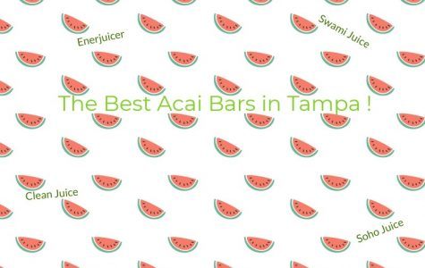 Acai Bars Trending in Tampa