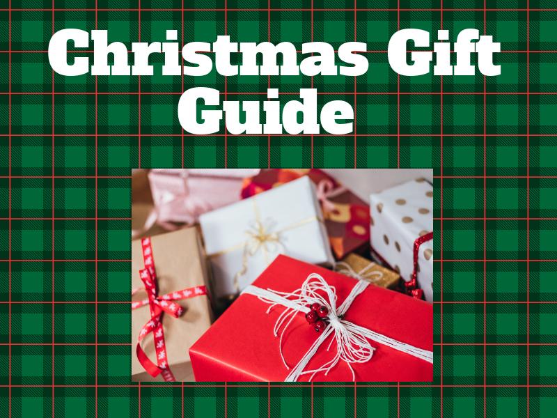 Achona's Christmas Gift Guide