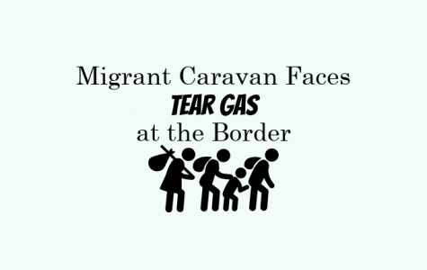 Migrant Caravan Faces Tear Gas at the Border