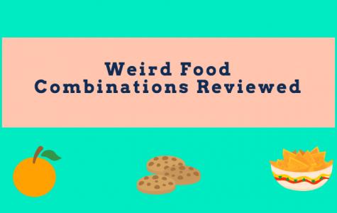 Students Test Strange Food Combinations