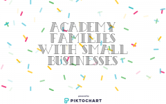 AHN families with small businesses