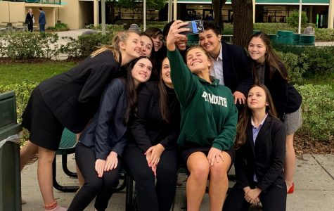Speech and Debate Team Competes at FGCCFL Tournament