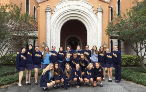Law Class Visits Appellate Court in Downtown